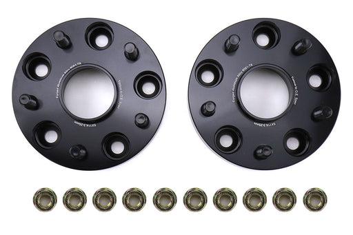 FactionFab 5x114.3 25mm Wheel Spacers (set of 2) Subaru 2015-2020 WRX / 2005-2020 STI