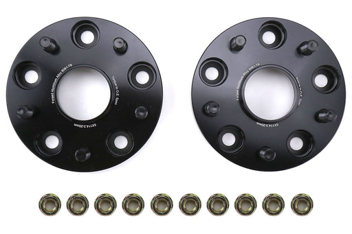 FactionFab 5x114.3 20mm Wheel Spacers (set of 2) Subaru 2015-2020 WRX / 2005-2020 STI