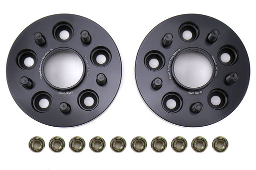 FactionFab 5x100 20mm Wheel Spacers (set of 2) Subaru 2002-2014 WRX
