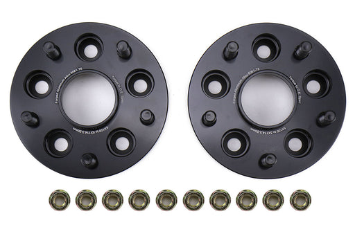 FactionFab 5x100 to 5x114.3 20mm Conversion Wheel Spacers (set of 2) Subaru 2002-2014 WRX
