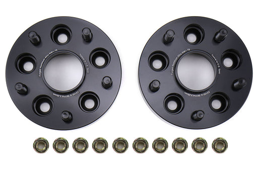 FactionFab 5x100 to 5x114.3 25mm Conversion Wheel Spacers (set of 2) Subaru 2002-2014 WRX