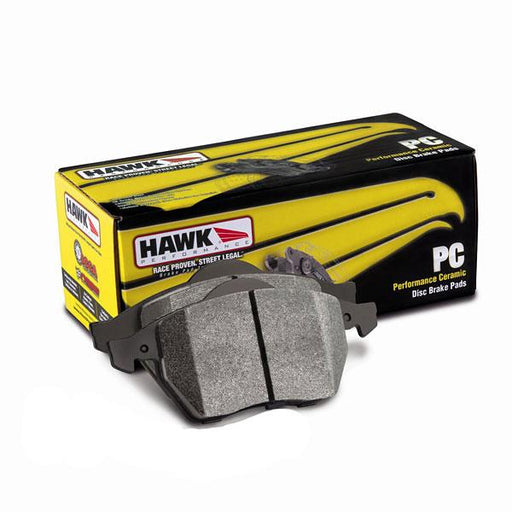 Hawk Ceramic Front Brake Pads Subaru 2013-2019 BRZ