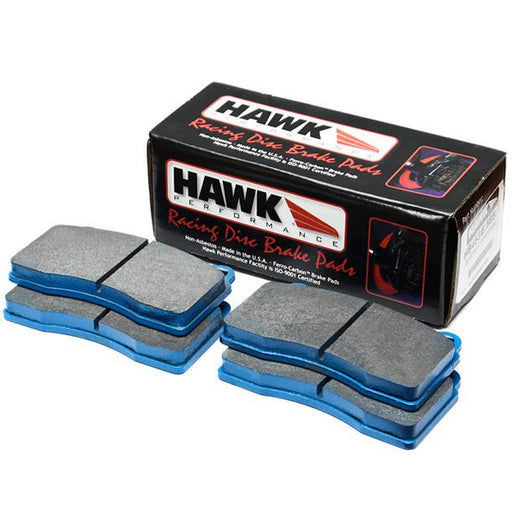Hawk 9012 Rear Brake Pads Blue Subaru 2006-2007 WRX