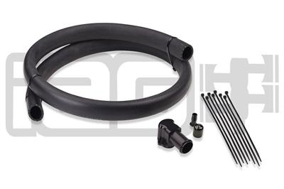 IAG Performance Air/Oil Separator (AOS) Street Series to Competition Series Conversion Kit Subaru 2015-2018 WRX
