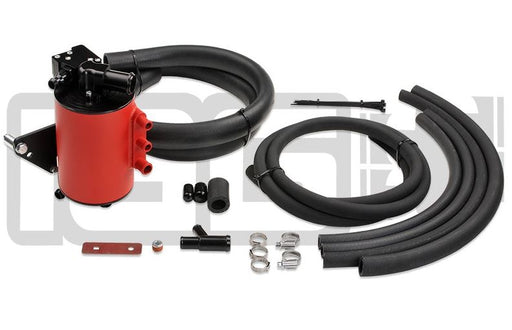 IAG Performance Competition Series Air/Oil Separator (AOS) Red Subaru 2006-2007 WRX / 2004-2007 STI