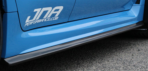 JNA C Style Side Skirt Extension Kit (PU) Subaru 2015-2020 WRX / 2015-2020 STI
