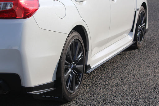 JNA V Style Side Skirts Extension Kit (ABS) Subaru 2015-2020 WRX / 2015-2020 STI