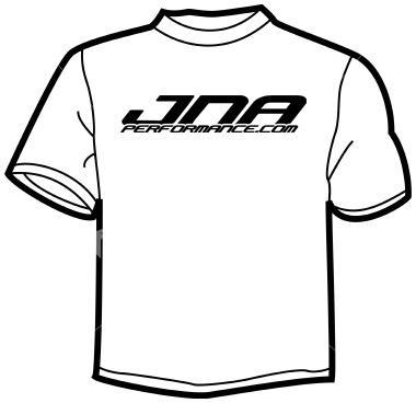 JNA Performance Short Sleeve T-Shirt White Universal