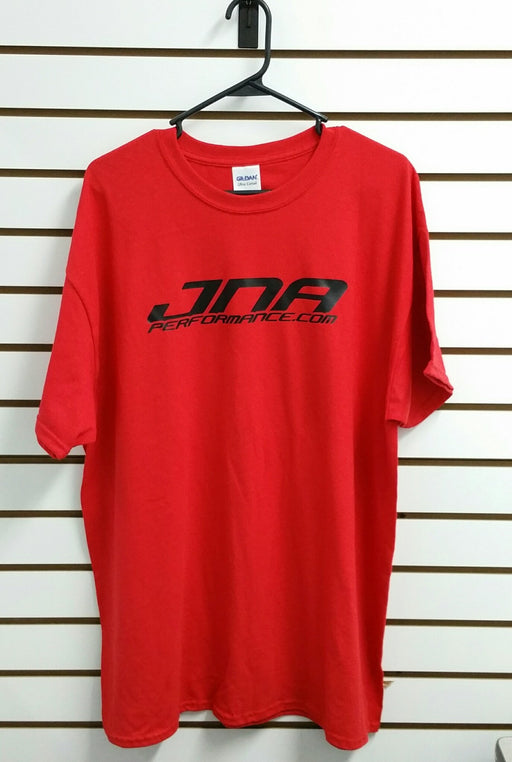 JNA Performance Short Sleeve T-Shirt Red Universal