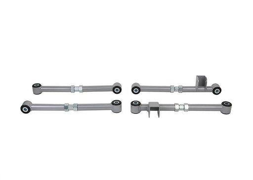 Whiteline Rear Lateral Link Kit Adjustable Toe/Camber (WAGON) Subaru 2002-2007 WRX