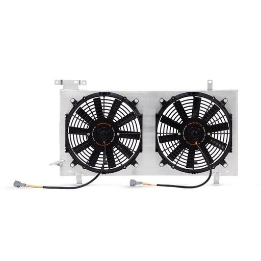 Mishimoto Aluminum Fan Shroud Kit Plug And Play Subaru 2008-2014 WRX / 2008-2019 STI