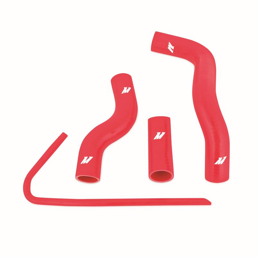 Mishimoto Radiator Hose Kit Red Subaru 2013-2019 BRZ