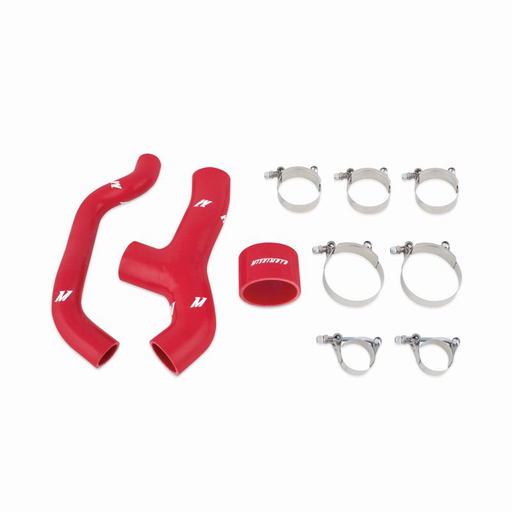 Mishimoto Silicone Intercooler Hose Kit Red Subaru 2006-2007 WRX