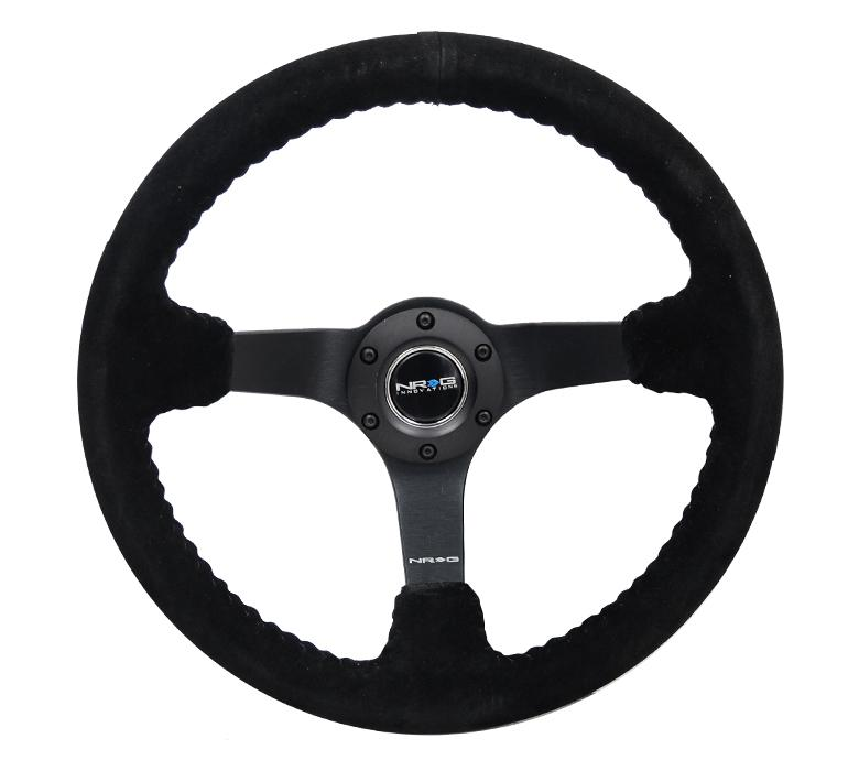 "NRG 350mm ""ODI"" Aurimas Bakchis Inspired Steering Wheel Universal"