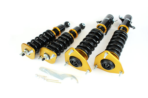 ISC Suspension N1 Basic Track Coilovers Subaru 2008-2014 WRX