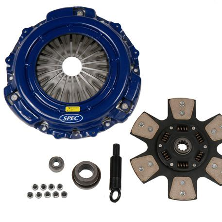 Spec Stage 3 Clutch Kit Subaru 2013-2018 BRZ