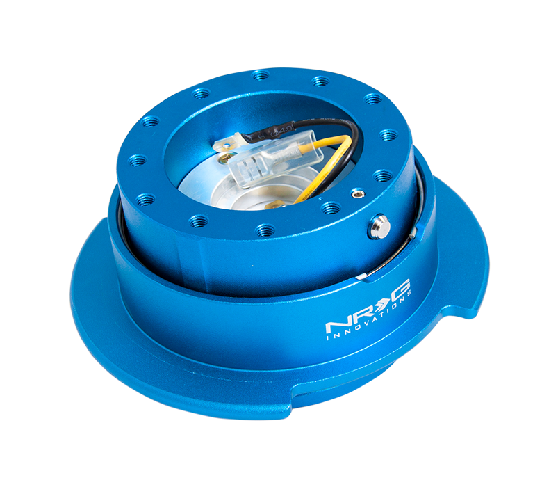 NRG Quick Release Gen 2.5 Blue Body w/ Blue Ring Universal