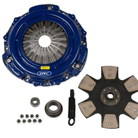 Spec Stage 4 Clutch Kit Subaru 2002-2005 WRX