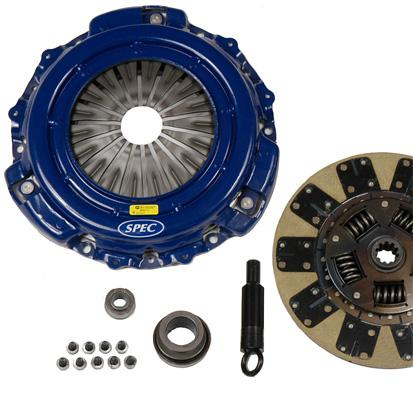 Spec Stage 2 Clutch Kit Subaru 2006-2010 WRX