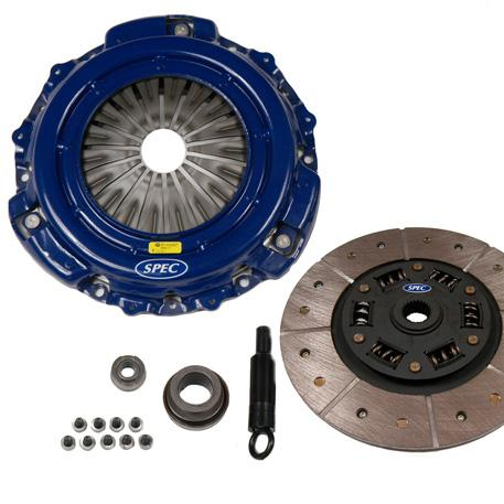 Spec Stage 3+ Clutch Kit Subaru 2006-2014 WRX