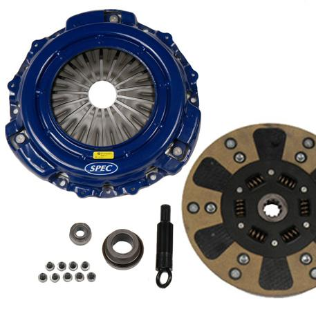 Spec Stage 2+ Clutch Kit Subaru 2006-2010 WRX