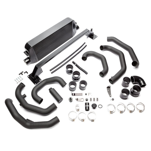 Cobb Tuning Front Mount Intercooler Kit Black Subaru 2015-2019 STI