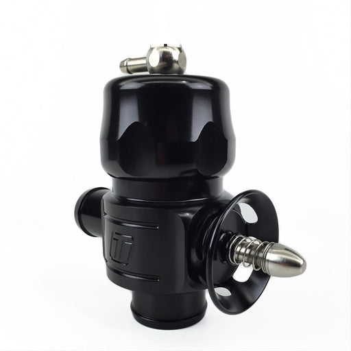 Turbosmart Dual Port Blow Off Valve Black Subaru 2015-2018 WRX