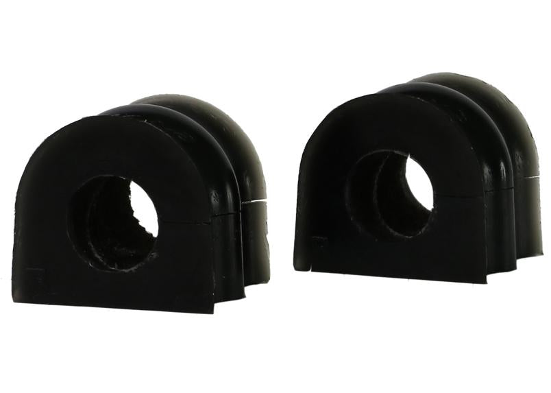 Whiteline 22mm Polyurethane Front Sway Bar Bushing Kit Subaru 2002-2007 WRX / 2004-2007 STI