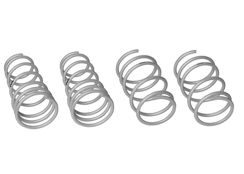 Whiteline Performance Lowering Springs Subaru 2004-2007 WRX