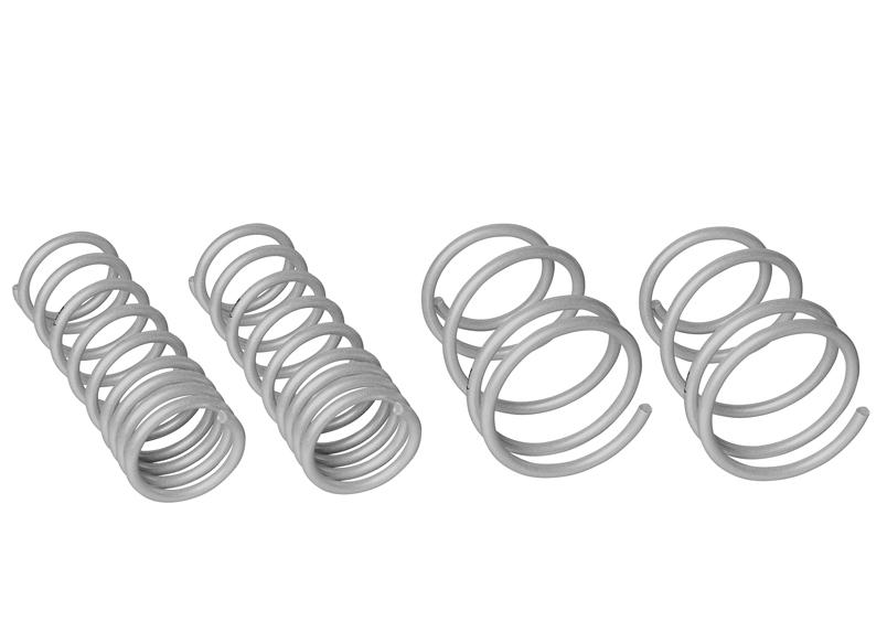 Whiteline Performance Lowering Springs Impreza Subaru 2008-2014 WRX