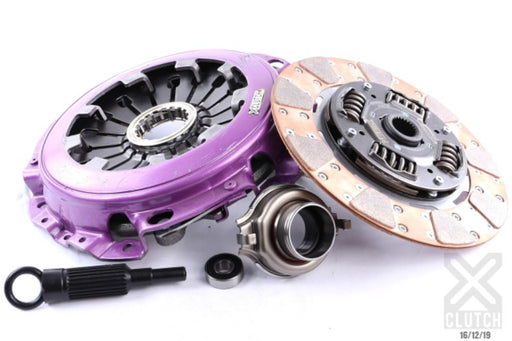 XClutch Stage 2 Cushioned Ceramic Clutch Kit Subaru 2002-2005 WRX