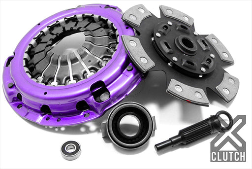 XClutch Stage 2 Sprung Ceramic Clutch Kit Subaru 2013-2020 BRZ