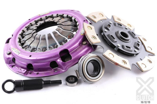 XClutch Stage 2R Ceramic Race Disc Clutch Kit Subaru 2013-2020 BRZ
