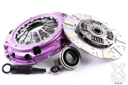 XClutch Stage 2 Cushioned Ceramic Clutch Kit Subaru 2006-2017 WRX