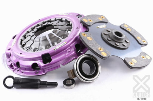 XClutch Stage 3 Barbon Blade Clutch Kit Subaru 2006-2017 WRX