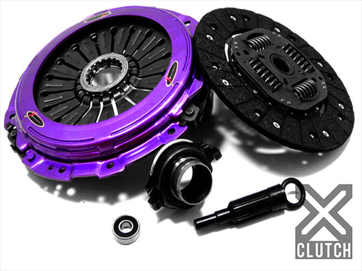 XClutch Stage 1 Sprung Organic Clutch Kit Subaru 2004-2020 STI