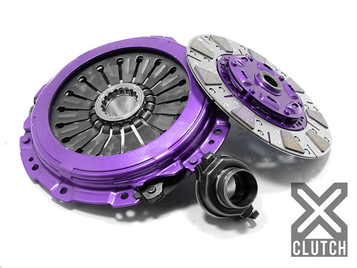 XClutch Stage 2 Cushioned Ceramic Clutch Kit Subaru 2004-2020 STI