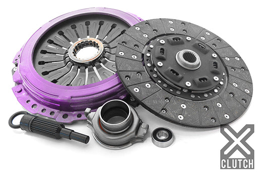 XClutch Stage 1 Organic w/ Steel Backed Facing Clutch Kit Subaru 2004-2020 STI