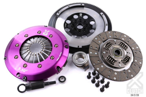 XClutch Stage 1 Sprung Organic Clutch Kit w/ Flywheel Subaru 2015-2020 WRX