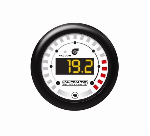 Innovate Motorsports 52mm MTX-D Dual Function Boost / Shift Light Gauge Universal