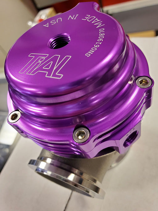 Tial MV-R Wastegate 44mm Purple w/All Springs Universal