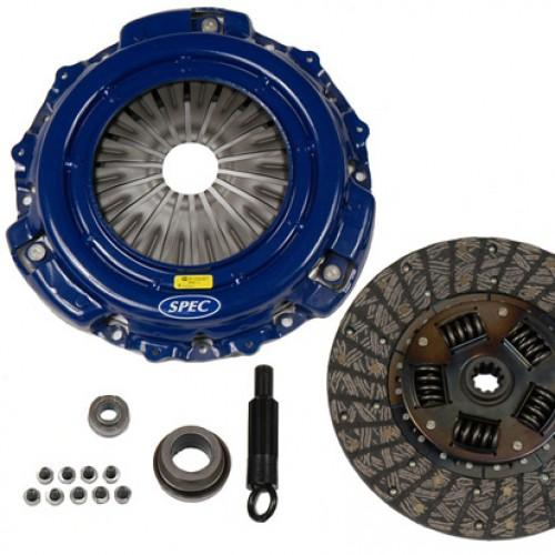 Spec Stage 2+ Carbon Kevlar Clutch Kit Subaru 2002-2005 WRX