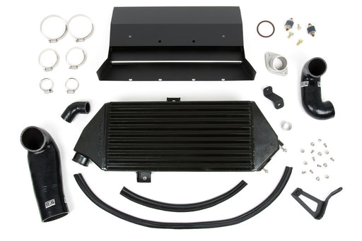 GrimmSpeed Top Mount Intercooler Black Subaru 2008-2014 WRX