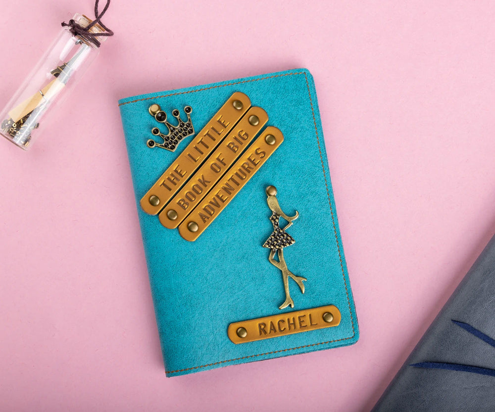 The Little Books of Big Adventures (HER) - Passport Cover