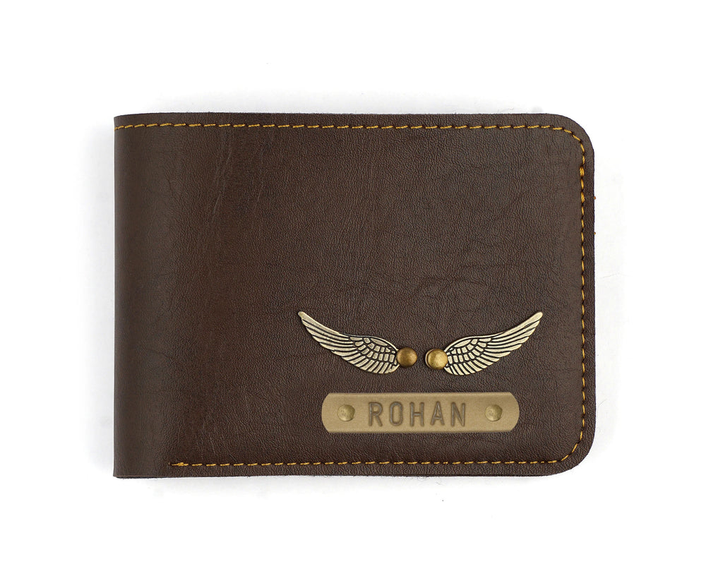 Dark Brown Mens Wallet