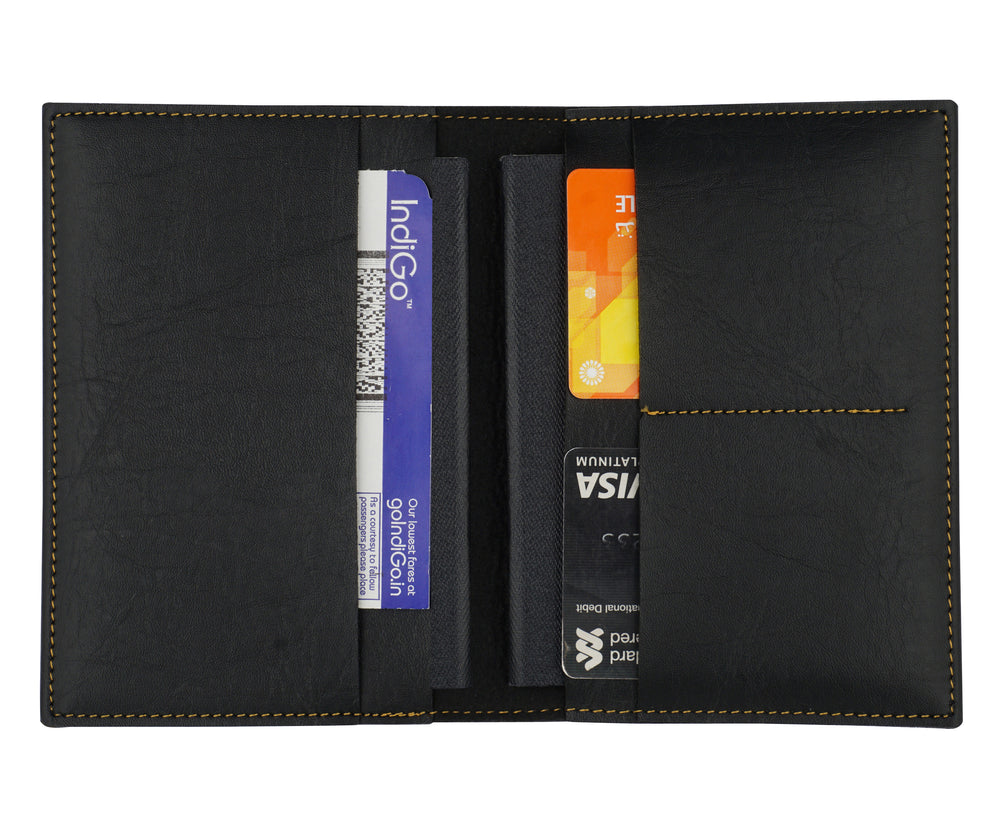 Couple Frequent Passport Covers (Executive Passport Holder) - The Junket