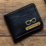 Black Mens Wallet