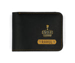Black Mens Wallet - The Junket