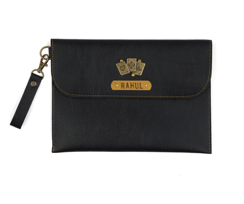 Black iPad Mini Sleeve