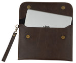Dark Brown iPad Air Sleeve - The Junket